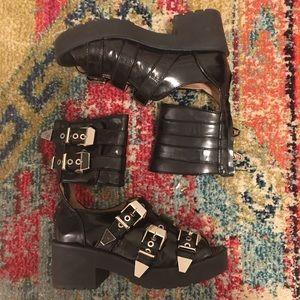 Rare Jeffrey Campbell sandals